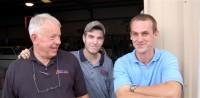 Jim, Cameron, and Josh