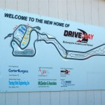 A look at the Driveway course map
