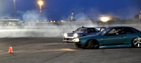 Some drifters hitting it up at HIN
